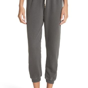 THE GREAT. The Cropped Jogger Pants | Nordstrom