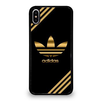 ADIDAS GOLD iPhone XS Max Case Cover