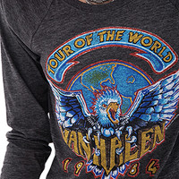 Van Halen World Tour Tee
