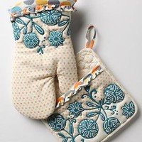 Dotty Match Pot Holder-Anthropologie.com