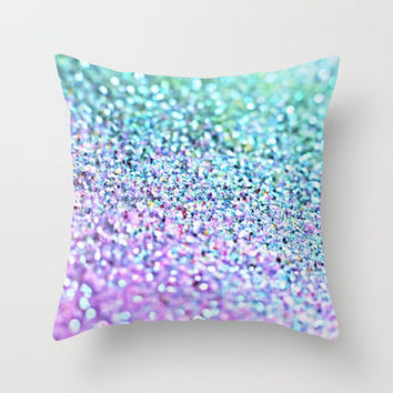 Little Mermaid Throw Pillow by M✿nika  Strigel	 | Society6