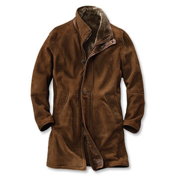 Bostonian Merino Shearling Jacket