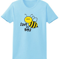 Save the Bees crew neck Tshirt