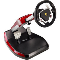 Scuderia Edition Ferrari Wireless GT 430 Cockpit Set for PS3? and PC