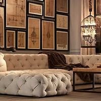 Soho Tufted | Restoration Hardware