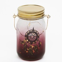 Dreamcatcher Firefly Lights Mason Jar | Lights | rue21