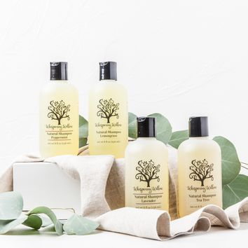 Natural Shampoo for Normal / Dry Hair