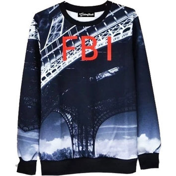 FBI Turf Crewneck