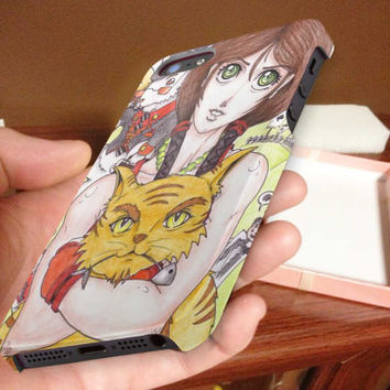 fairy tales, alice 3D iPhone Cases for iPhone 4,iPhone 4s,iPhone 5,iPhone 5s,iPhone 5c,Samsung Galaxy s3,samsung Galaxy s4