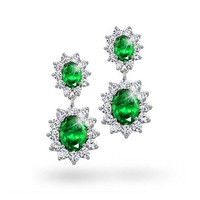 Bling Jewelry Thrilling Earrings