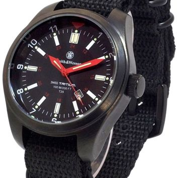 Smith & Wesson Military H3 Watch - SWISS TRITIUM