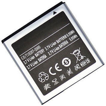 Standard Replacement Battery  Samsung Galaxy S i9000, T959, i927, i917 Focus