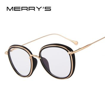MERRY'S DESIGN Women Retro Cat Eye Optical Frames Eyeglasses Classic Glasses S'2106