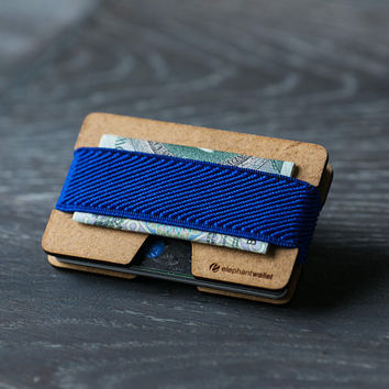 Slim wallet, credit card holder, men and women wallet , wood minimalist slim, modern design NW