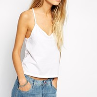 ASOS The Ultimate Crop Cami at asos.com