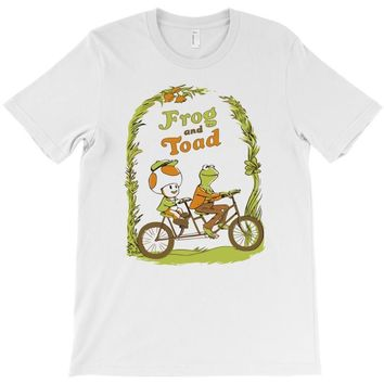 frog & toad T-Shirt