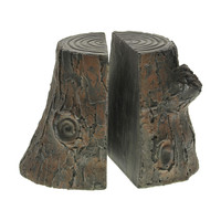 Trunklet Bookends - Set of 2