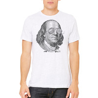 Ben Franklin Now This Is A Political Party T-Shirt