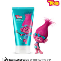 [THE FACE SHOP] Essential Damage Care Dual Deep Treatment Pack Trolls Edition