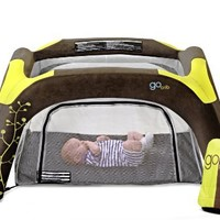 Gocrib Portable Baby Travel Crib and Play Yard