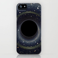 Blackhole iPhone Case by Upperleft Studios | Society6