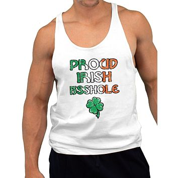 St. Patrick's Day Men's String Tank Top - Choose From Many Fun Designs!