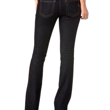 Miss Me Mid-Rise Bootcut Jeans - Dark Wash