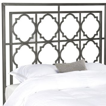 Silva Queen Metal Headboard Queen