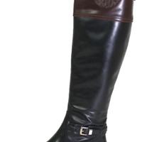 Vince Camuto Kable Women's Riding Boots Wide Calf