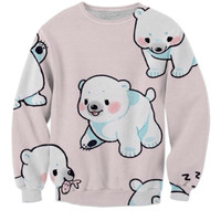 Kawaii Polar Bears