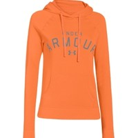 Under Armour Women's Pretty Gritty Blackout Hoodie