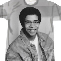 Aubrey Drake Graham School Photo Sublimation T-Shirt Degrassi