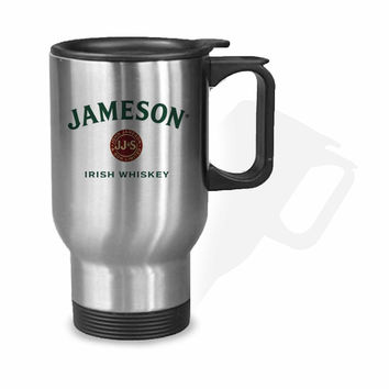 Jameson Irish Whiskey Stainless Mug
