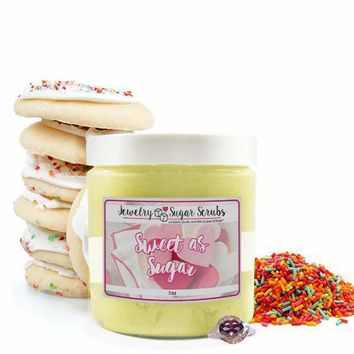 Sweet As Sugar Jewelry Sugar Scrub