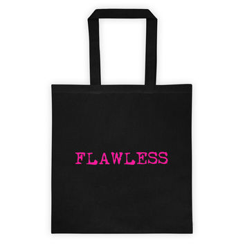 FLAWLESS Tote bag
