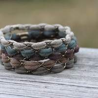 Tribal Bangle Bracelet Nature Child.. on Luulla