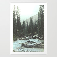 Yoho National Park Art Print by Man & Camera