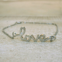 Sweet Amore Bracelet [3980] - $12.00 : Vintage Inspired Clothing & Affordable Dresses, deloom | Modern. Vintage. Crafted.