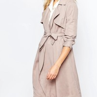 Pepe Jeans Duster Mac at asos.com