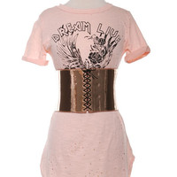 Reflections of You Corset Belt