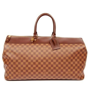 Louis Vuitton Damier Gm Greenwich Boston Travel 4768 (Authentic Pre-owned)