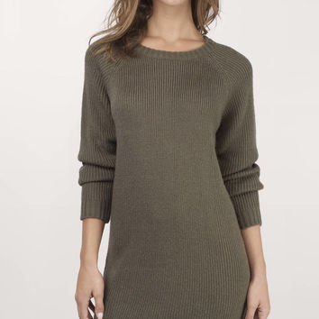 Lily Sweater Dress