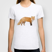 FOX T-shirt by Three of the Possessed | Society6