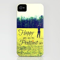 Happy Girls iPhone Case by RDelean | Society6