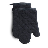 Cucina Kitchen Mitts | Black