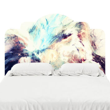 The Wolf Headboard Decal