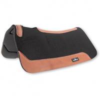 Classic Equine Contourpedic Saddle Pad - Work/Therapeutic - Saddle Pads - Western Tack - Tack