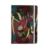 "Jaidyn Erickson ""New Life"" Red Flowers Everything Notebook"