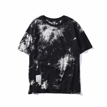 YouthCodes PAREOK T Shirt Men Tie-dye Camouflage Camo Military T-Shirts Women Cotton Fashion Justin Bieber Kanye West Summer Top