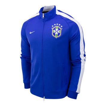 Brazil Track Jacket N98 World Cup 2014